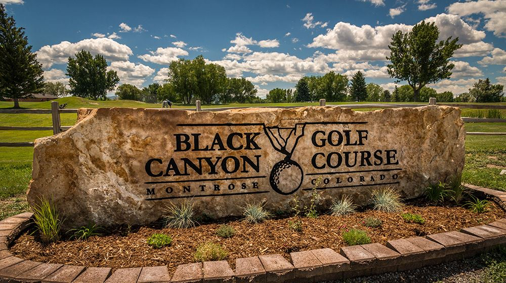Black Canyon Golf Course Entrance Photo