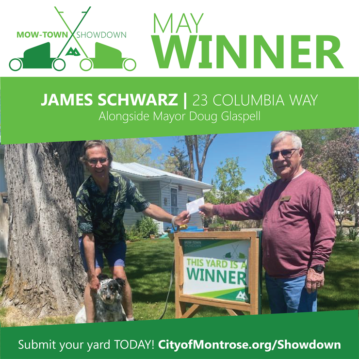 Mowtown Showdown Winner - May 2021